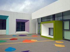 Nursery School in Curtis, A Coruña (Spain) NAOS ARCHITECTURE | Estudio de Arquitectura NAOS | Archinect