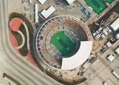 Giles Price's photos show impact of Olympic venues on Rio