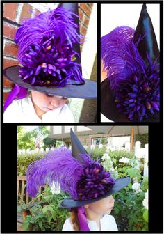 Smart! School {House}: Whimsical Witch Hat