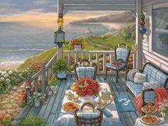Seaside Inn...Janet Kruskamp