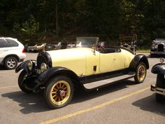 1921 Model 34B - Owned by Joe and Kathleen Byrne