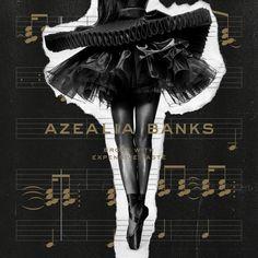 Azealia Banks - Broke With Expensive Taste (2014)