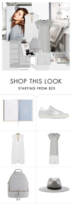 """""""Aesthetic"""" by rainie-minnie ❤ liked on Polyvore featuring Oris, Golden Goose, STELLA McCARTNEY, Soaked in Luxury, MICHAEL Michael Kors and rag & bone"""
