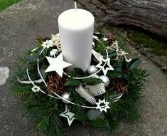Petra, Candle Sconces, Christmas Diy, Wall Lights, Candles, Table Decorations, Xmas, Appliques, Candy