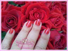 Blogagem Coletiva: Esmalte + Vermelho - Inventando com a mamãe @Chris Ferreira