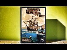 Robinson Crusoe, Die Fahrt der Beagle (Erweiterung) - Brettspiel Test - Board Game Review #53 - YouTube