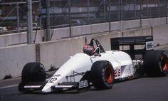 EURO BRUN ER-188 (1988) *** * Equipe Oficial * Motor: Ford Cosworth DFZ 3.5 V8 * Pneus: Goodyear * Piloto: Oscar Larrauri (Argentina) * Circuito: Detroit