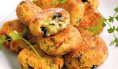 La ricetta delle polpette di merluzzo e patate alle olive