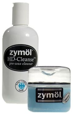 Zymol HD Cleanse PreWax Cleaner  Creame Wax Combo Kit -- You can get additional details at the image link.