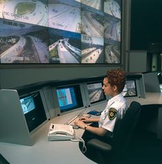 traffic management system operator, Utah Department of Public Safety