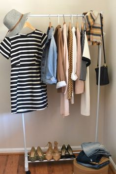 How To Build A Fall Capsule Wardrobe | glitterguide.com