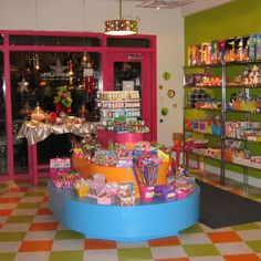 designs for candy shop | ... sorts of things when i was working on the design for sweet ideas candy
