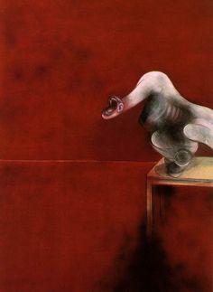 Second Version of Triptych 1944 - 3 : Francis Bacon / フランシス・ベーコン 作品まとめ - NAVER まとめ