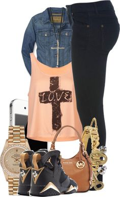 """""""+ Love +"""" by msyorkieluver ❤ liked on Polyvore"""