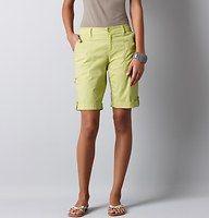 Julie Ripstop Cargo Shorts