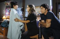 Ghost Whisperer - Connor Gibbs, Jennifer Love Hewitt, David Conrad