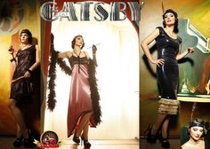 Great Gatsby handmade dresses for a special night!