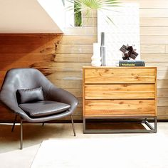 Logan 3-Drawer Dresser - Natural, $899