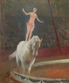Dame Laura Knight - Great Paintings and artists