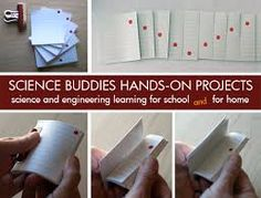 How to make a flip book optical illusion - Google Search