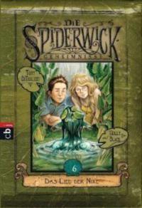 Die Spiderwick Geheimnisse 06 - Das Lied der Nixe - Holly Black