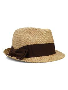 イタリア製ラフィアハット Santelli Francesca Summer hat #santellifrancesca