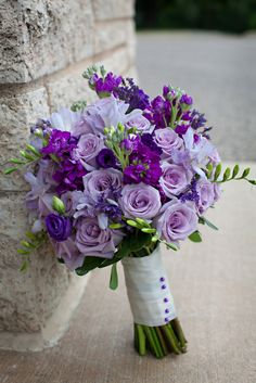 elegant purple wedding bouquets, diy bridal bouquets on a budget, spring wed. - elegant purple wedding bouquets, diy bridal bouquets on a budget, spring wed. Purple Wedding Bouquets, Diy Wedding Bouquet, Bride Bouquets, Bridal Flowers, Floral Bouquets, Purple Flowers, Floral Wedding, Fall Wedding, Purple Colors