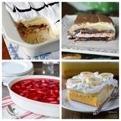 "Try these amazing one-pan ""perfect for potluck"" dessert recipes!"