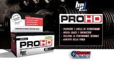 ►NOVITA'! PRO-HD by BPI Sports - Testosterone booster e termogenico per la prima volta in un unico prodotto, clinicamente certificato. Info prodotto ->http://goo.gl/RoM6Dl