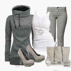 trends4everyone: Ladies Winter Outfits...
