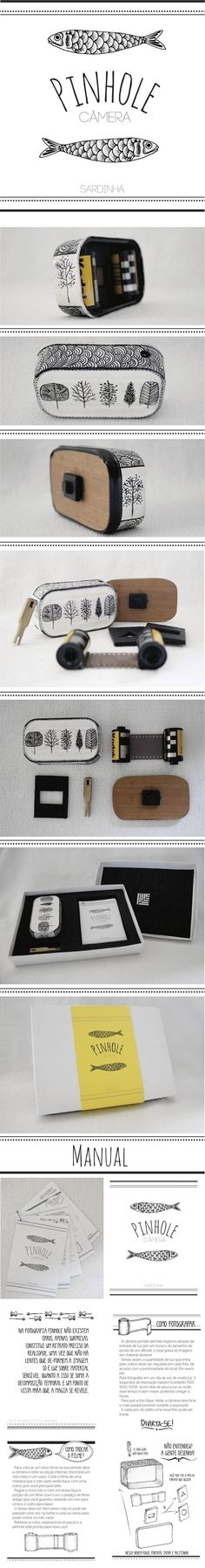 This is a product you can buy which is cool because it is a pinhole camera that is already made. I think it is very cool and would buy it.