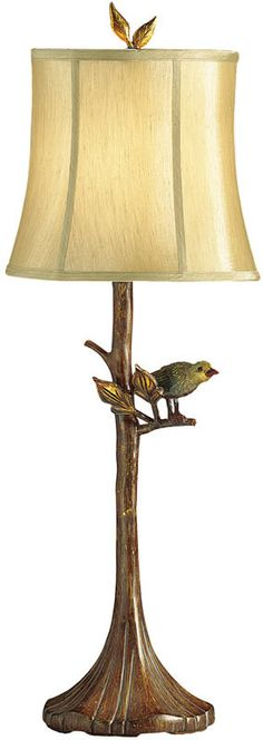 The The Woodlands 1-Light 3-Way Table Lamp by #Kichler Limited Quantities - Shop Now!