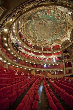 Opéra de Toulon, France. by Chaton75