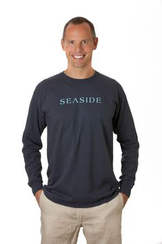ADULT L/S BEACH TEE