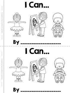 "This FREEBIE is a great way to help your Kindergartners learn the high frequency word ""can"". Your students will write the word ""can"" on each page, color, and then practice using their reading strategies to read the book. This book is also a great way to reinforce verbs.  Enjoy! If you like this book, there are more like it available in our ""Words We Know"" sets."