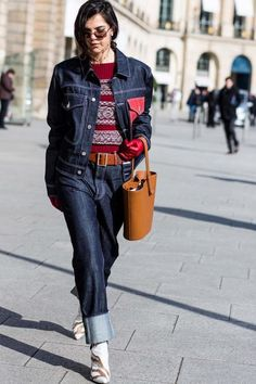 What they're wearing on the streets of Paris this Fashion Week