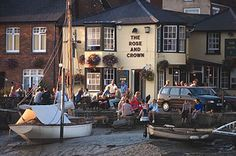 The Rose & Crown, Wivenhoe 2007-2010