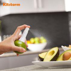 Home Kitchen Gadgets Lemon Sprayer Fruit Juice Citrus Spray Cooking Tools / Accesorios De Cocina / Cozinha Cuisine