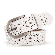 Belts Hollow Lady Belt Fashion Joker Belt Pin Buckle Belt