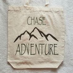 Everyday Tote Bag-Chase Adventure by aKellyJeancreation on Etsy