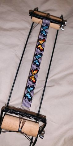 Loom Bracelet Patterns, Diy Friendship Bracelets Patterns, Diy Bracelets Easy, Bead Loom Bracelets, Bead Loom Patterns, Bracelet Crafts, Bracelet Designs, Native Beading Patterns, Bead Embroidery Patterns