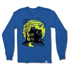 fdb88a752c25a Beistle® Haunted House Long Sleeve Shirt
