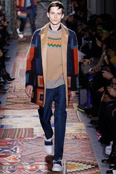 Valentino | Fall 2014 Menswear Collection | Style.com