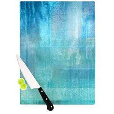 """KESS InHouse Eye Candy by CarolLynn Tice Cutting Board Size: 0.5"""" H x 15.75"""" W x 11.5"""" D"""