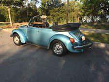 """Volkswagen : Beetle - Classic SUPER BEETLE 1979 Volkswagen Super Beetle convertible. """"Karmann Wolfsburg"""""""