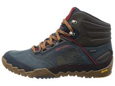 Merrell Annex Mid GORE-TEX® Blue Wing - Zappos.com Free Shipping BOTH Ways