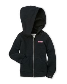 Diesel (Toddler Girls) Full-Zip Sefina Hoodie