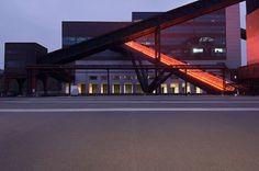 OMA - Office of Metropolitan Architecture, Heinrich Böll Architekt, Thomas Mayer · Zeche Zollverein