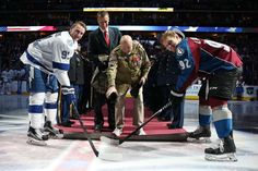2015 Military Appreciation Night - 02/23/2015 - Colorado Avalanche - Photos