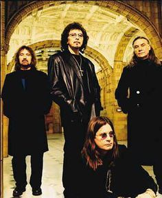Black Sabbath: the pioneers of metal. They are an English rock band, formed in Aston, Birmingham in 1969, by Ozzy Osbourne, Tony Iommi, Geezer Butler, and Bill Ward.